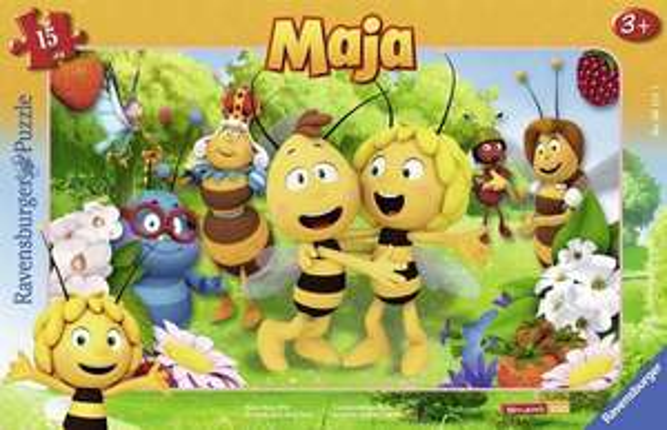 [thalia KULTCLUB/amazon PRIME] Ravensburger Puzzle Kinderpuzzle / Rahmenpuzzle Sam in Action 2,96€/ 3,24€ | Biene Maja 2,69€/2,99€ [Payback]