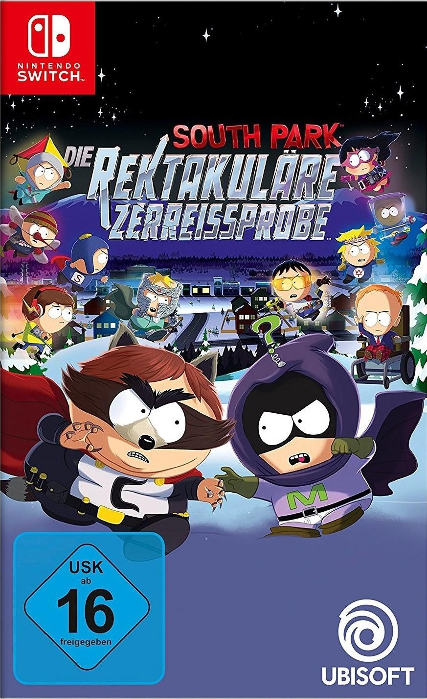 South Park™: Die rektakuläre Zerreißprobe (Switch) für 12,47€ inkl. Versand (Ubisoft)