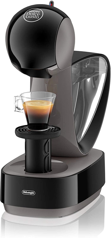 DE'LONGHI Nescafé Dolce Gusto Infinissima EDG 260.G Kapselmaschine 1500W grau für 26,99€ mit 10% EBay Gutschein