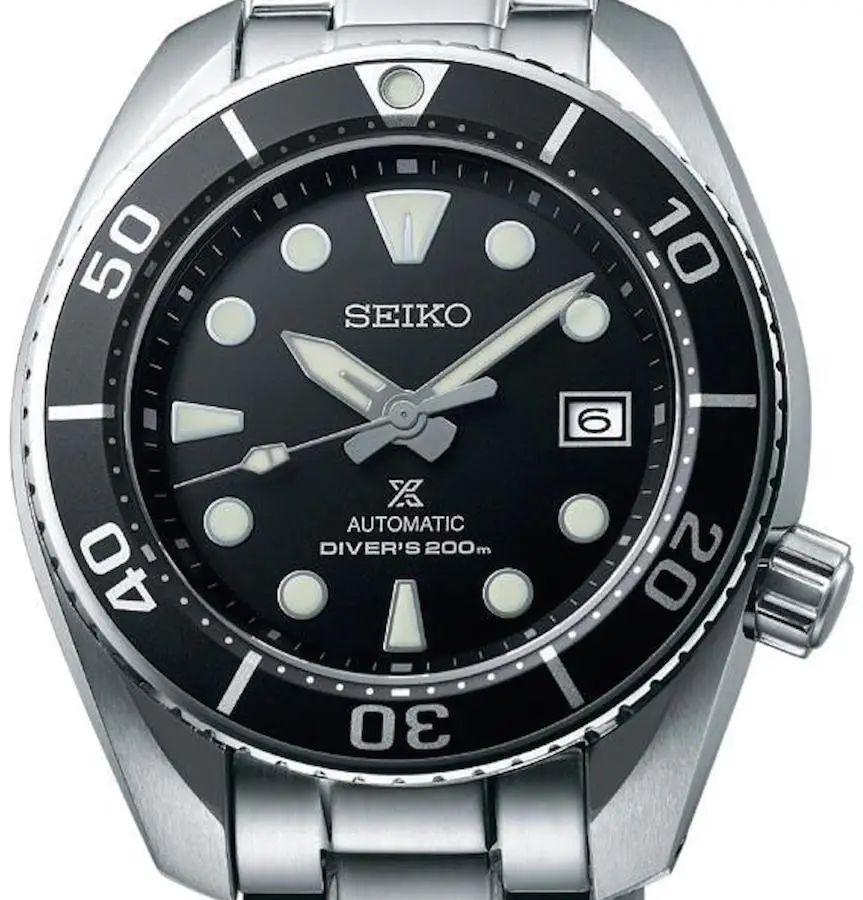 Seiko Prospex Sumo Automatikuhr Herren Diver SPB101J1 - Kaliber 6R35 - Saphirglas - 45mm