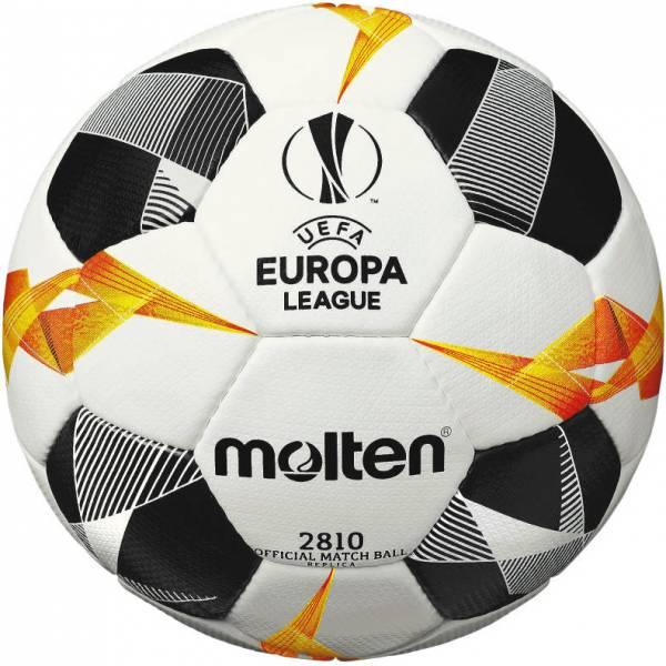 Molten Fußball Sale, zB: UEFA Europa League Match Ball Replica