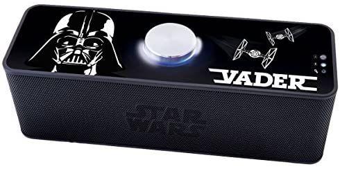 [prime] [Bestpreis] Bluetooth Lautsprecher im Star Wars Design / Darth Vader