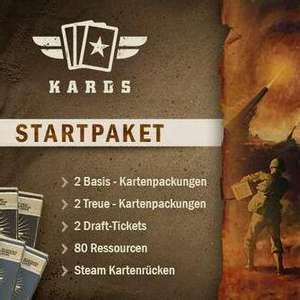 DLC: KARDS - Starter Pack (Steam) kostenlos