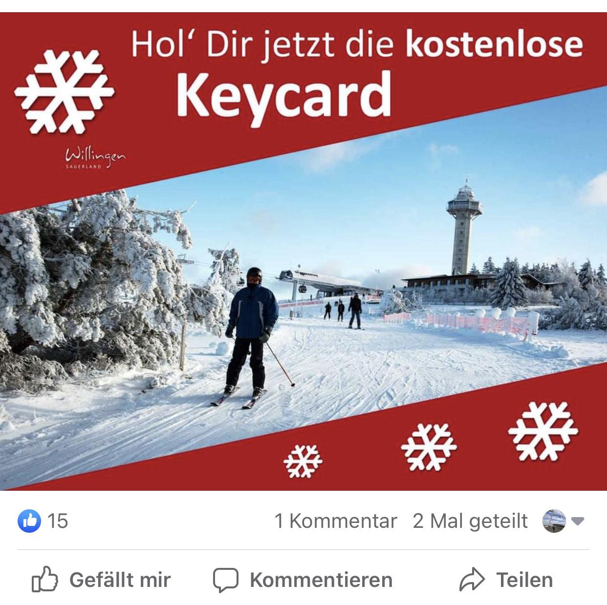 Gratis Starjack Keycard für 75 Skigebiete nutzbar (5 Jahre gültig!)
