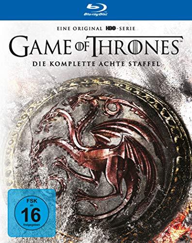 [Amazon Prime] Game of Thrones: 8. Staffel Digipack [Blu-ray] (exklusiv bei amazon.de)