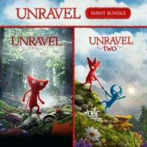Unravel Yarny-Bundle: Unravel 1 + 2 (PS4) für 5.99€ (PSN Store)