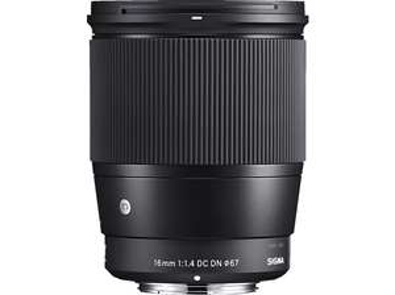 Sigma 16 mm F1.4 DC DN Contemporary Sony E-Mount (mit Newsletter Gutschein)