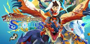 Monster Hunter Stories (Android / Google Play / GPlay / Apple iOS / AppStore / PlayStore
