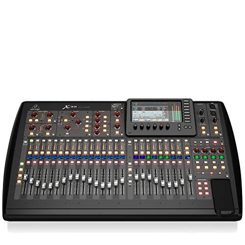 Behringer X 32 Total Recall digitales Mischpult für Live und Recording Anwendungen [Musikinstrumente]