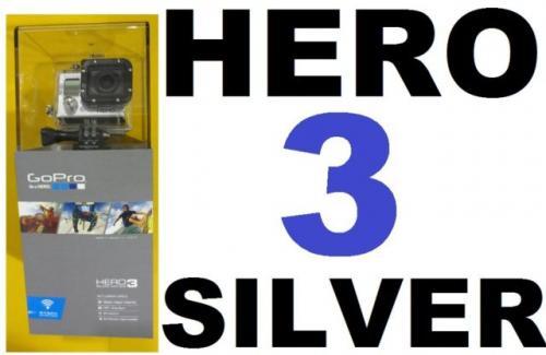 Gopro Hero 3 Silver EDITION für nur 279,99 EUR inkl. Versand!
