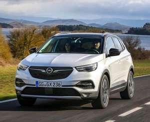 Gewerbeleasing: Opel Grandland X / 224 PS für 51€ (eff 83€) netto - LF:0,13