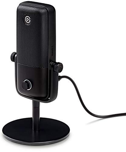 Elgato Wave:1, Premium-USB-Kondensatormikrofon für 114,90 Euro bei Amazon im Angebot.
