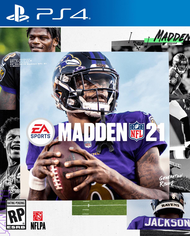 Madden NFL 21 - (inkl. kostenlosem Upgrade auf PS5) - [PS4 Spiel]
