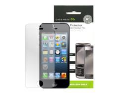 iphone 5 Display schutzfolie von case-mate Anti Finger 2 er Set CM023202 für nur 9,50€