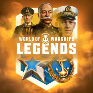 [PS4/PS5] World of Warships - Dezember Starter Pack (Playstation Plus Exclusive)