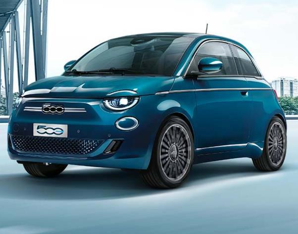 Autokauf: Fiat 500 Elektro / 95 PS als Neuwagen für 13.424€ inkl. Überführung / LP:24000€
