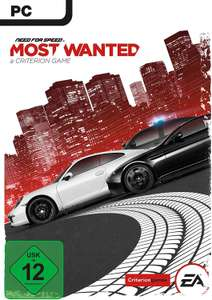 [Amazon Download] Need for Speed: Most Wanted [PC Code - Origin]