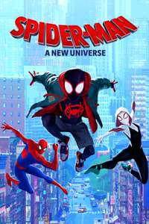 Spider-Man: A New Universe - Sky Store Adventskalender