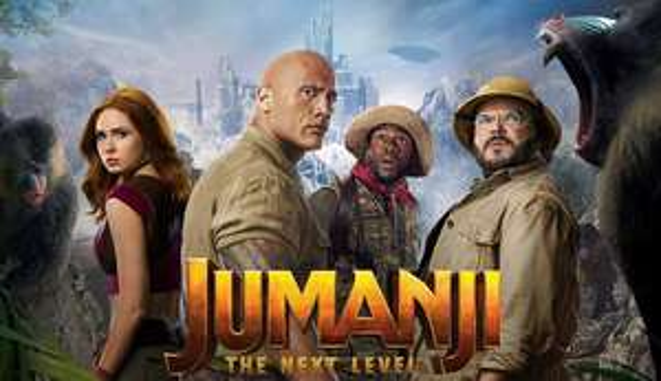 [iTunes] Jumanji: The Next Level in 4K