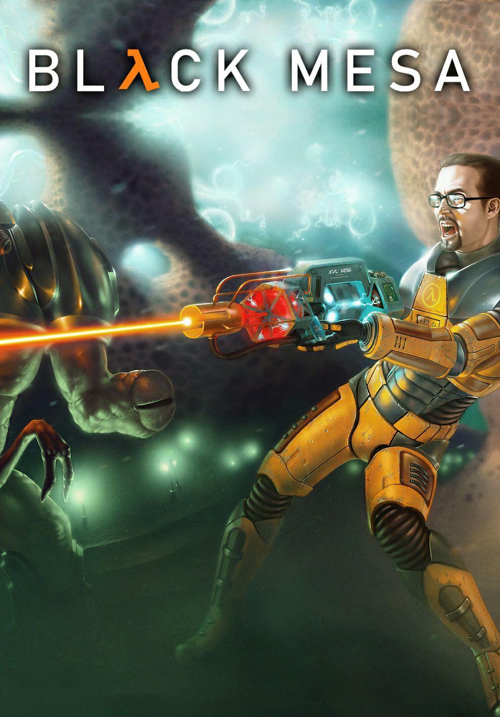 Half-Life / Black Mesa direkt über Steam