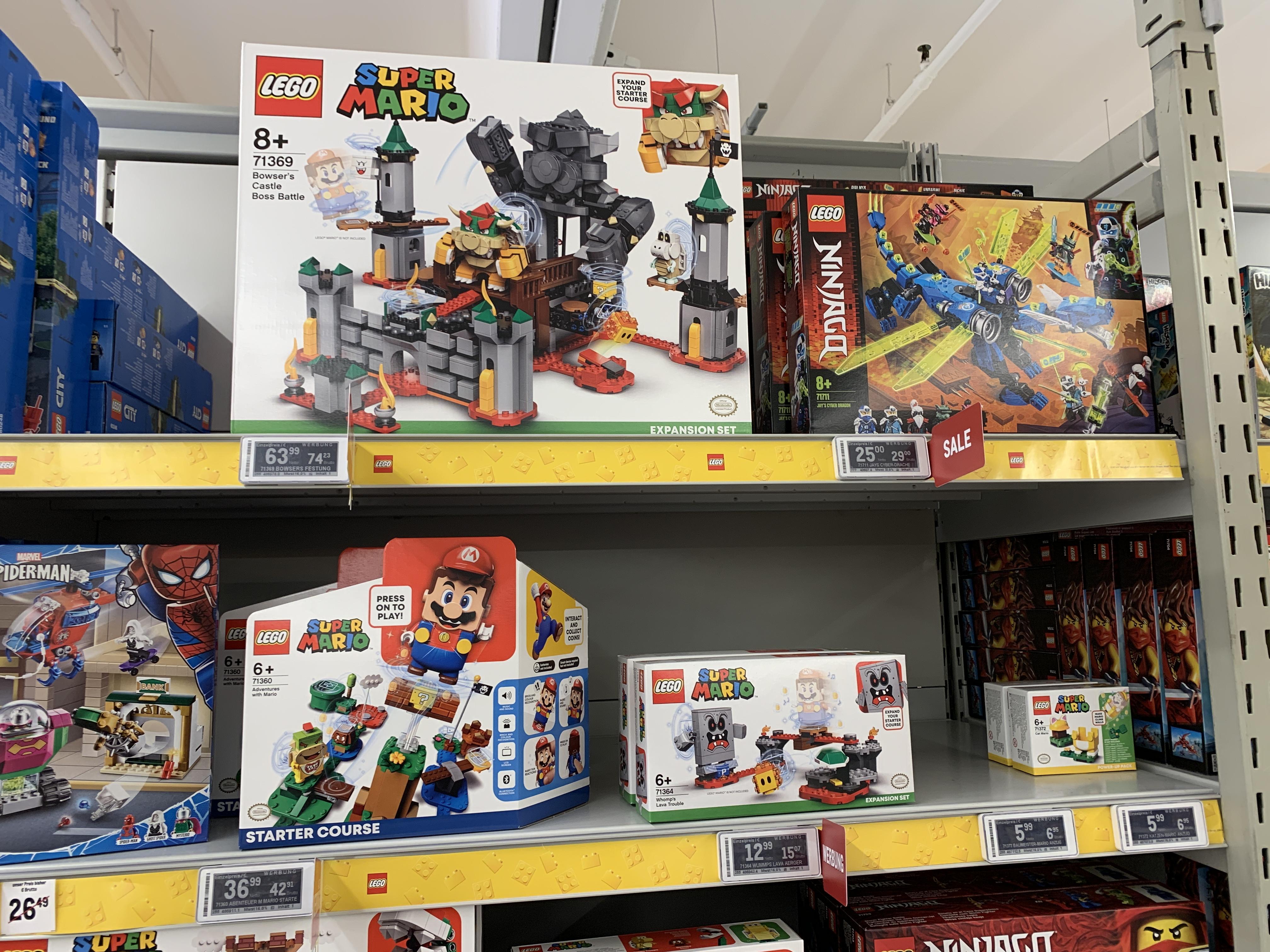 LOKAL Metro Bremen Lego & Playmobil bis zu 50% auf UVP