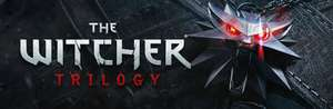 [PC - Steam] The Witcher Trilogy: TW 1 + TW 2 + TW 3 Standard Edition