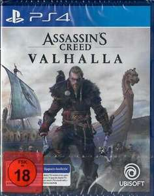 Assassin's Creed AC Valhalla PS4 (Upgrade PS5 inkl.) Als Diskversion - [ebay.de]