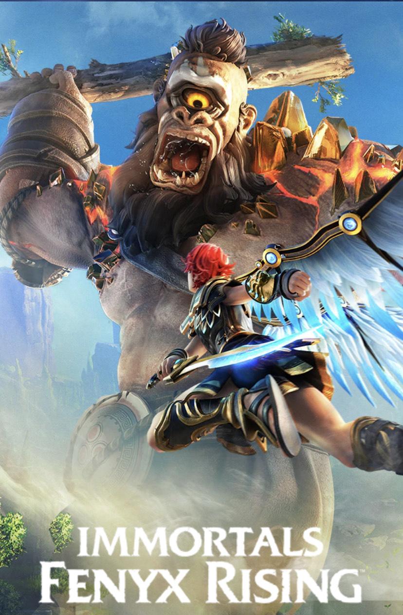 Immortals Fenyx Rising - PS4 & PS5