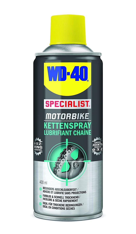 [Amazon Prime] WD-40 Specialist Motorbike Kettenspray 400ml