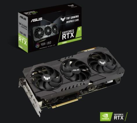 ASUS TUF RTX 3080 - 10GB