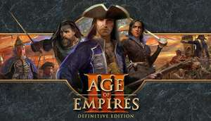 [Steam - PC] Age of Empires III Definitive Edition 14,99, ggf. nur 11,24, Definitive Collection 22,47