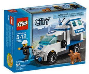 LEGO City 7285 Polizeihundeeinsatz für 11,69 € @ DC