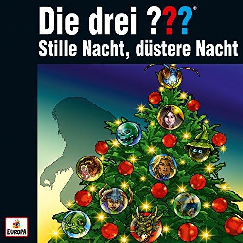 (Prime) Die drei ??? - Stille Nacht, düstere Nacht (Audio-CD)