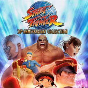 Street Fighter: 30th Anniversary Collection (PS4) für 11.09€ (PSN Store)