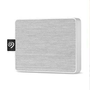 *Amazon Marketplace* Seagate One Touch SSD, Portable externe SSD, 1 TB, 2.5 Zoll, USB 3.0
