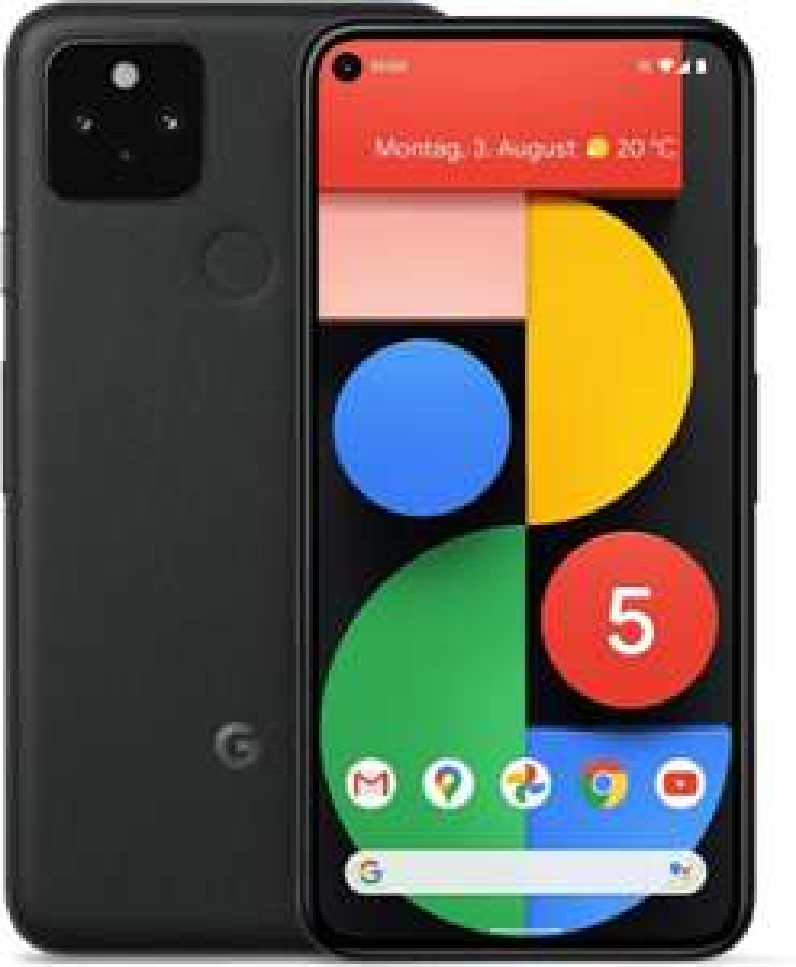 Google Pixel 5 schwarz bei BuyZOXS sofort lieferbar