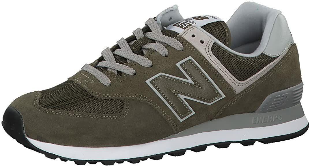 [Amazon] New Balance 574v2 core Sneaker, Größe 36,FarbeGreen Olive Night, 30,99€