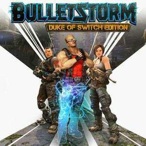 Bulletstorm: Duke of Switch Edition (Switch) für 7.49€ / Duke Nukem 3D: 20th Anniversary World Tour für 4.99€ (eShop)