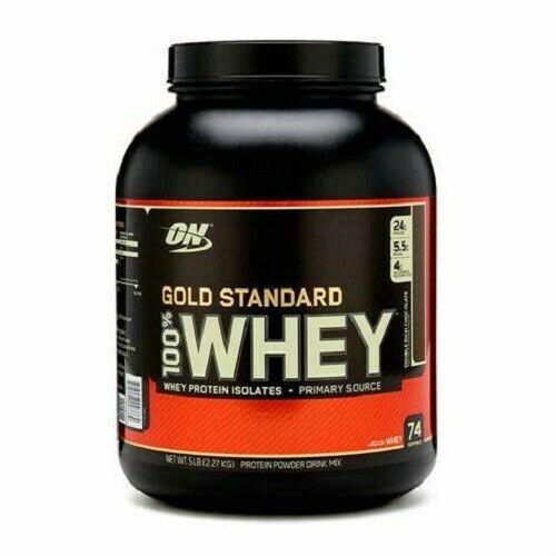 Optimum Nutrition Whey Protein Gold Standard 2,27kg