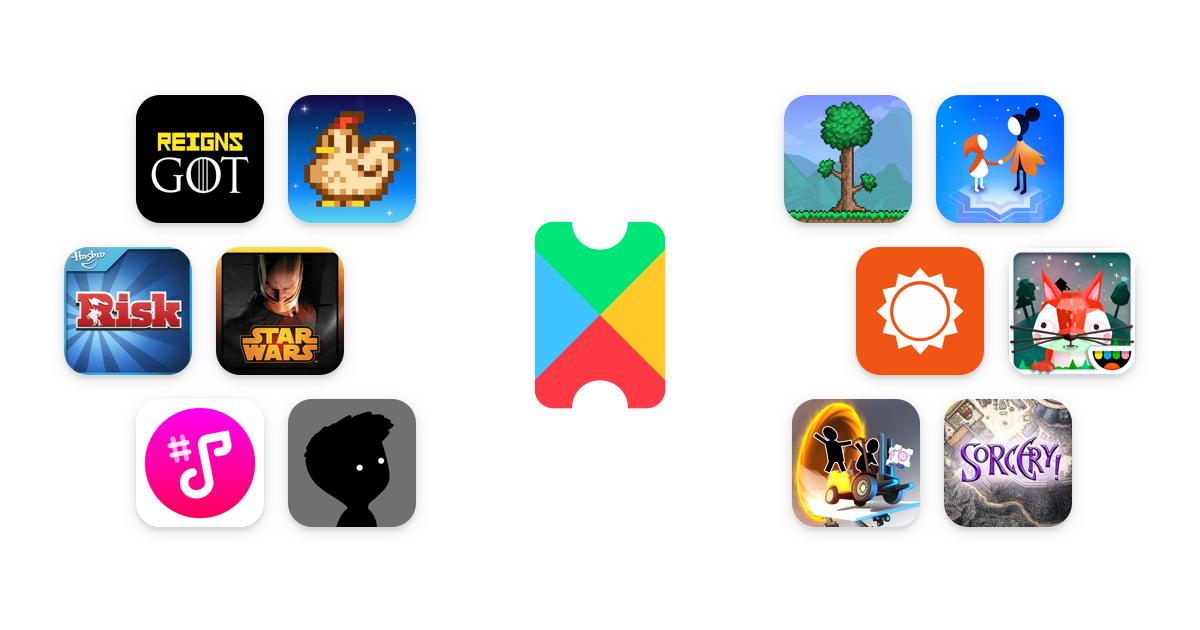 [Neukunden] Google Play Pass 2 Monate Kostenlos