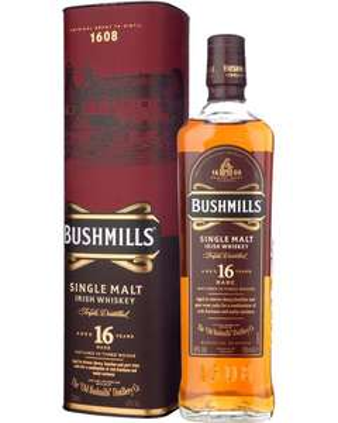 "Bushmills Whisky ""16 Jahre Three Woods"" (Single Malt Irish Whiskey) [BEVBOX]"