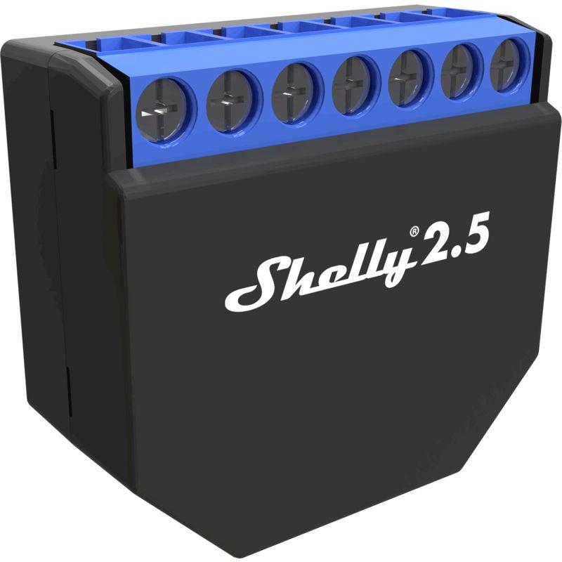 1x Shelly 2.5 WLAN-Relais