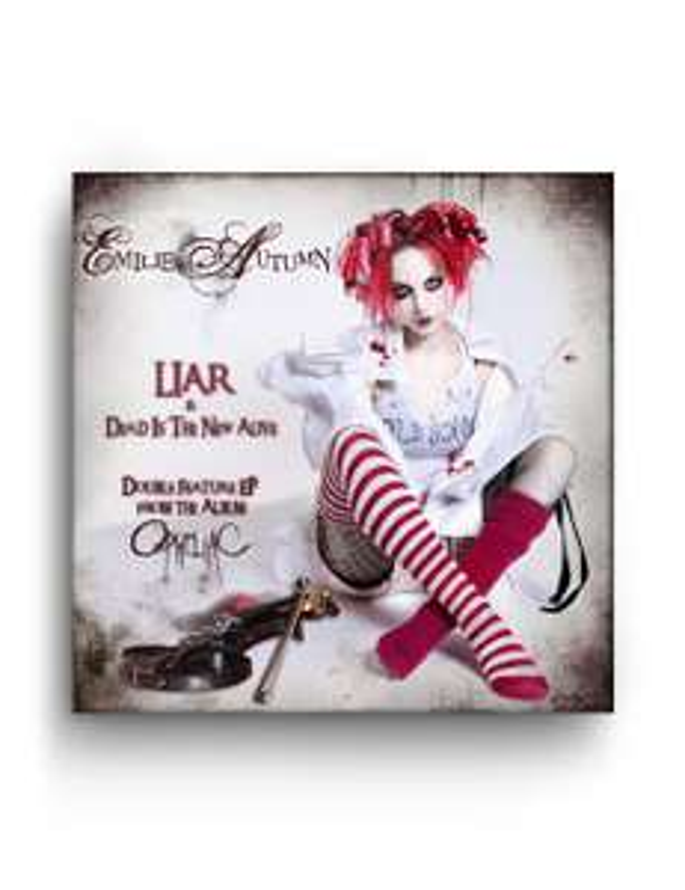 Alle Alben von Emilie Autumn stehen zur Zeit gratis zum Download