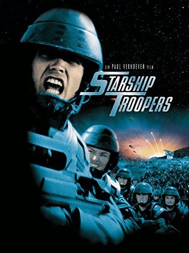 Starship Troopers [dt./OV] (Uncut) für 3,87€ als Kauf-Film (Amazon Video)