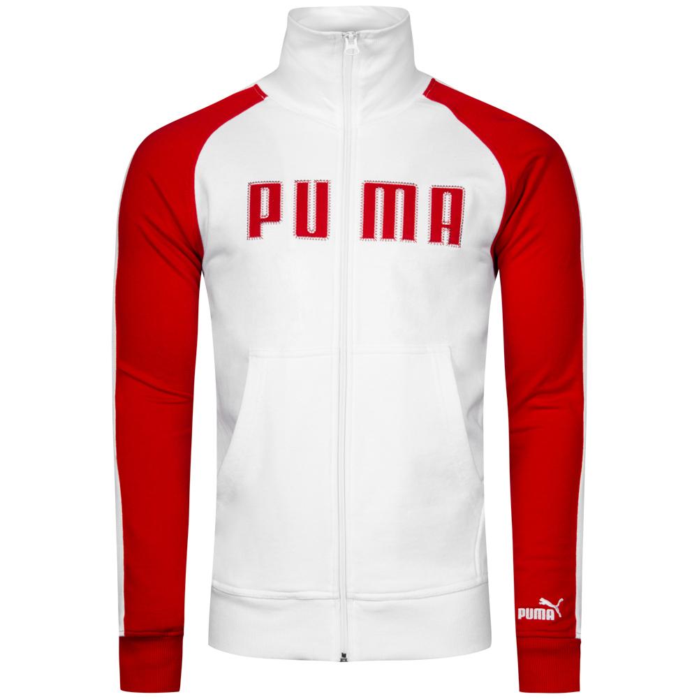 """PUMA Herren Trainingsjacke """"Full Zip"""" für 17,99€ + 3,95€ VSK (80% Baumwolle, Größe XS, S, XL) [SportSpar]"""