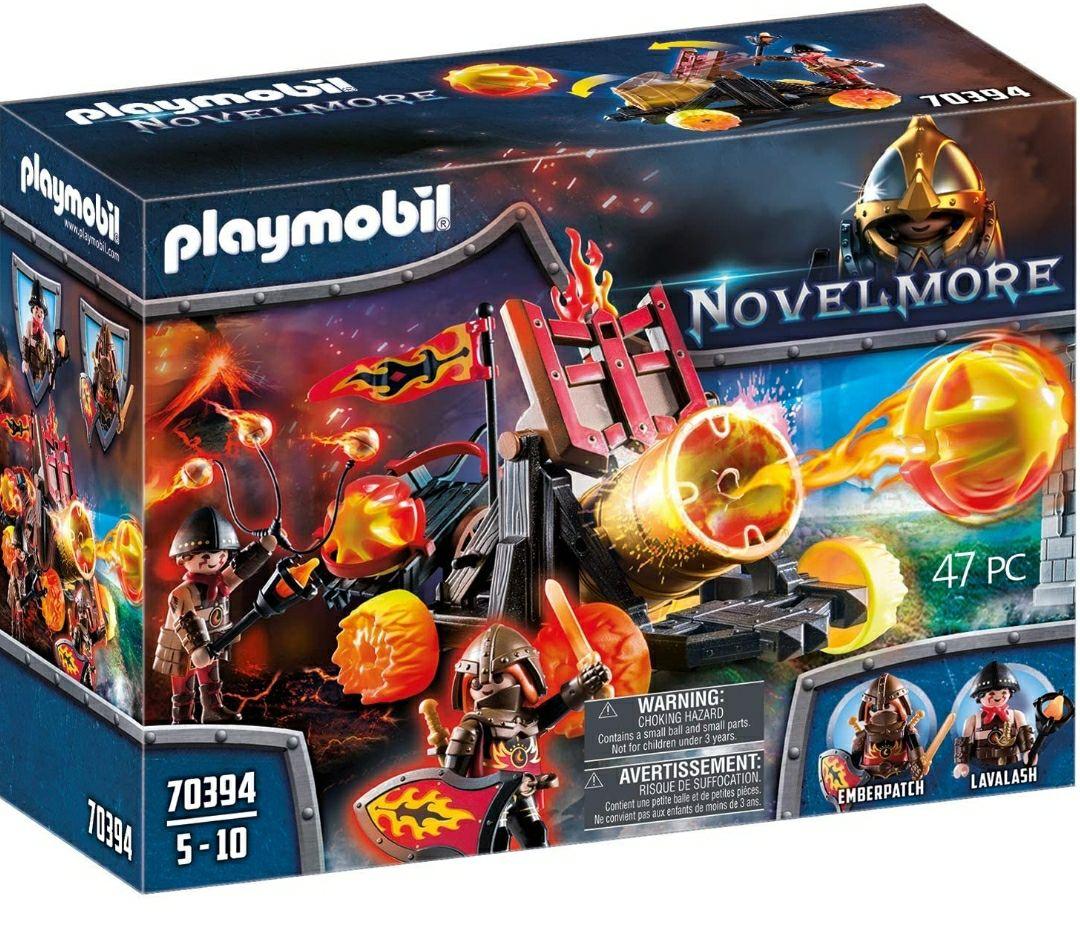 Playmobil Burnahm Raiders Lavabombarde (70394) für 14,27€ (Amazon Prime)