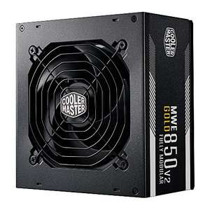 [Prime]Cooler Master MWE 850 Watt Gold-v2 Full Modular PC Power Supply, Fully Modular Cable Management, 80 Plus Gold [ MPE-8501-AFAAG-EU ]