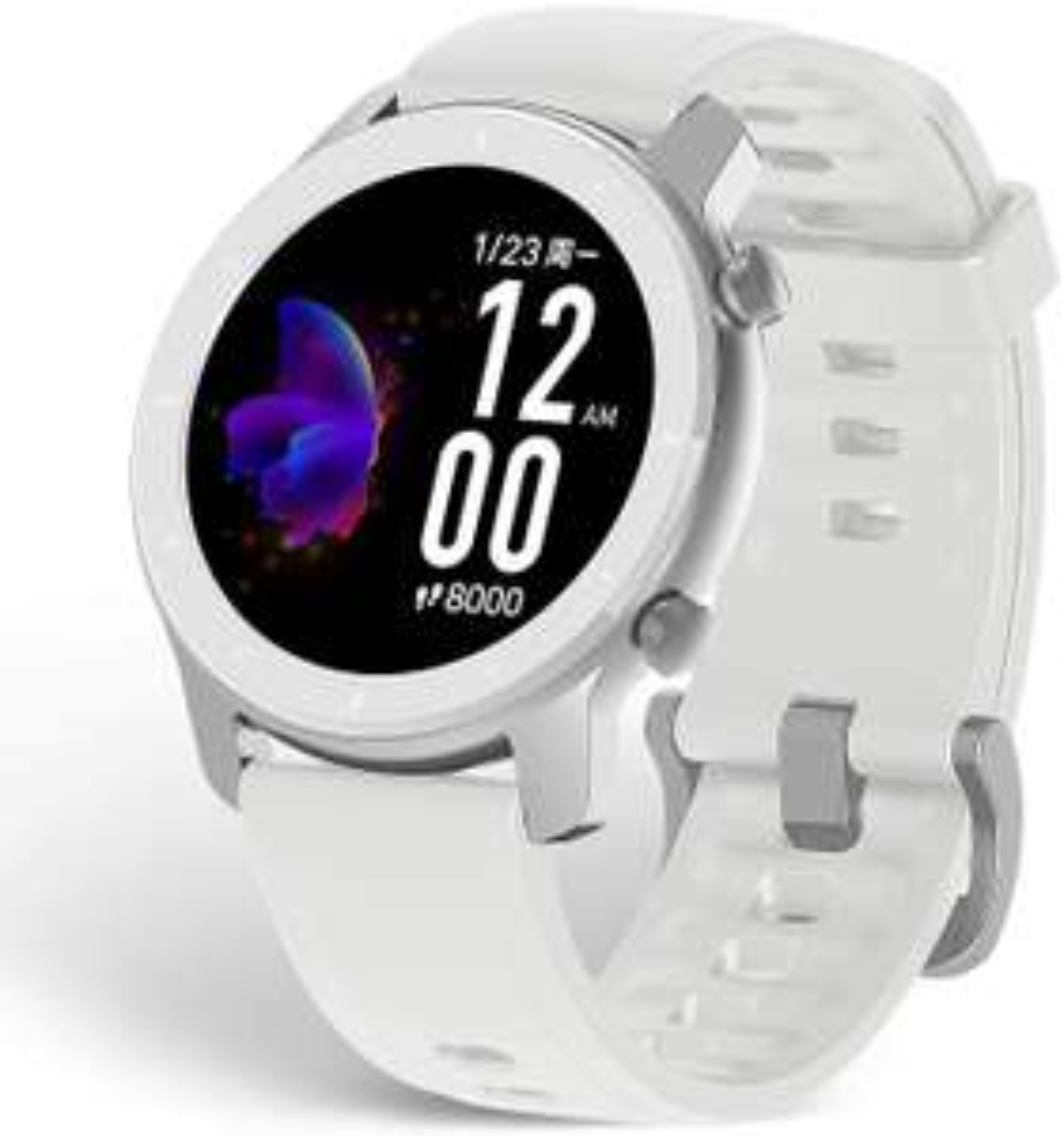 Amazfit Smartwatch GTR 42mm 1,2 Zoll Touch Control Farbdisplay Sportuhr Fitness Armbanduhr 5 ATM wasserdicht [Amazon]