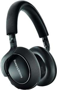 Bowers & Wilkins PX7 kabellose Bluetooth Over-Ear Kopfhörer mit adaptiven Noise Cancelling - Carbon [Amazon]