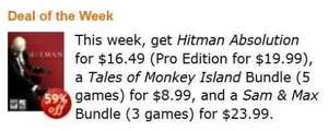 Deal of the Week @ Amazon.com